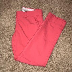 Loft Marissa Dress Pants size 2P Straight fit